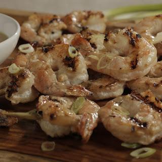 Mario Batali'S Asian Barbecued Shrimp Recipe
