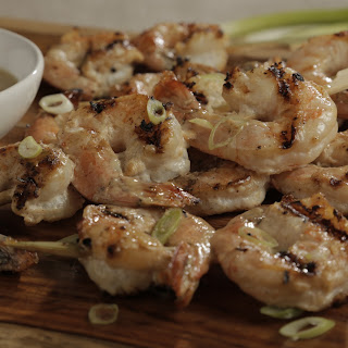 Mario Batali's Asian Barbecued Shrimp.