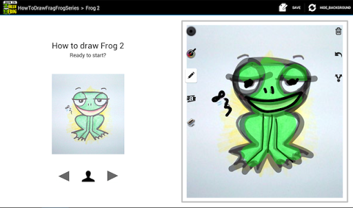 HowToDraw Frog