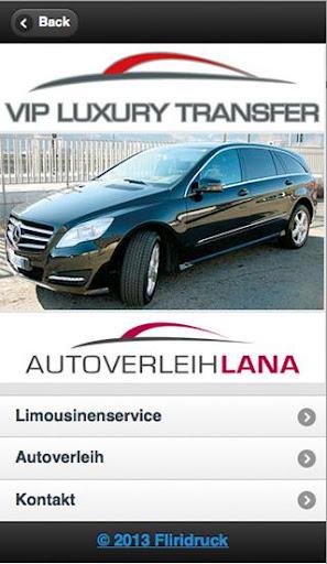 【免費旅遊App】VIP Luxury Transfer-APP點子