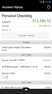 WTC Mobile Banking - screenshot thumbnail