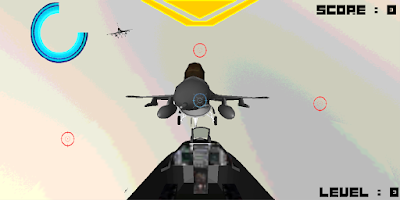 Screenshot of F16 Shooting