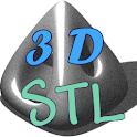 STL View 3D logo