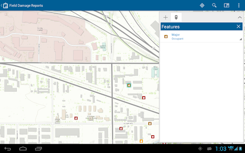 Collector for ArcGIS - screenshot thumbnail