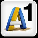 A1 Beach App logo
