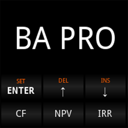 財經App|BA Pro 财务计算机 LOGO-3C達人阿輝的APP