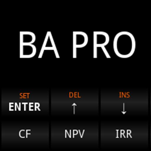 BA Pro 財務計算機 財經 App LOGO-硬是要APP