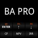 BA Pro Financial Calculator icon