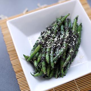 Beans & Black Sesame Paste