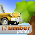 NumberPlates icon