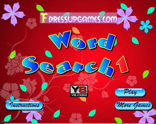 Find the Words Game