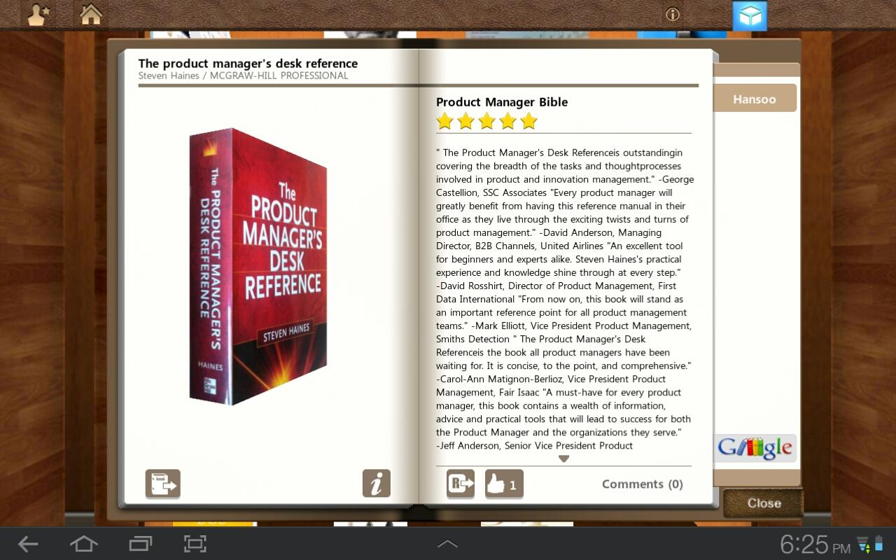 BookAnd - 3D Book Community - screenshot
