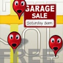 Garage Sale Rover FREE logo