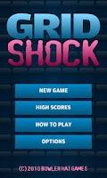 Screenshot of Gridshock