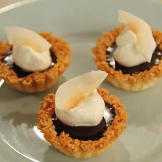 Coconut Macaroon Tartlets