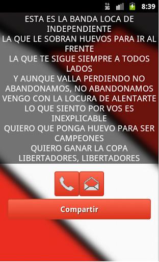 Independiente Ringtones