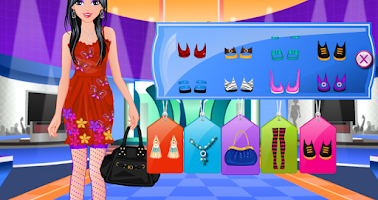 Screenshot of My Fashion Designer Dress Up
