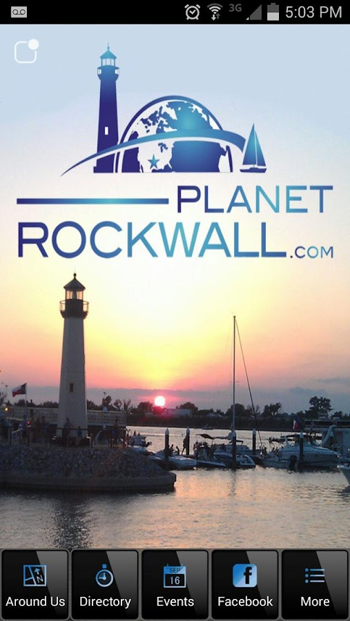 Planet Rockwall- screenshot