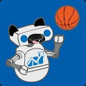 GAST Football & Basketball logo