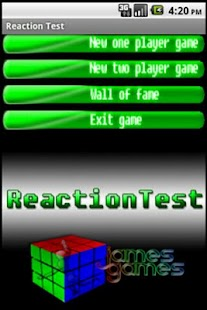 2-Player Reaction Test - screenshot thumbnail