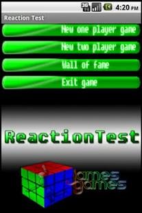 2-Player Reaction Test - screenshot thumbnail