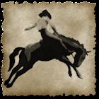 Wild West Cowboy Theme icon