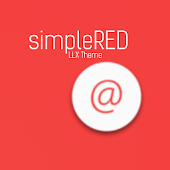 simpleRED free LLX Theme