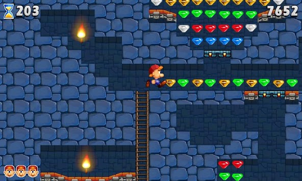 Marv The Miner 2 apk screenshot