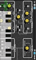 Screenshot of BME Synthesizer