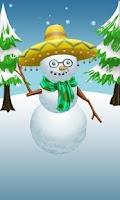 Screenshot of Snowman Creator