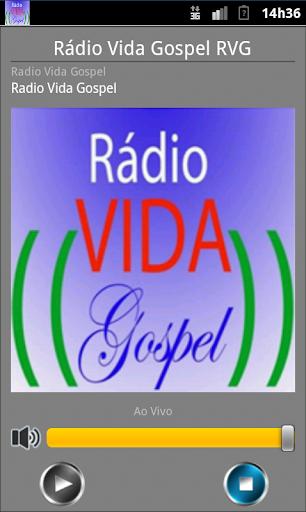 Rádio Vida Gospel RVG