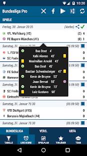 Bundesliga Pro Soccer- screenshot thumbnail