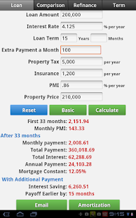 Financial Calculators Screenshot 28