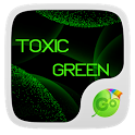Toxic Green GO Keyboard Theme icon