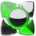 green liz Next Launcher Theme icon