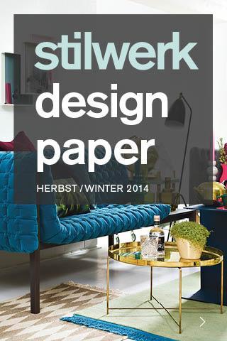 stilwerk design paper Berlin