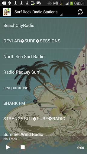 Surf Rock Radio Stations