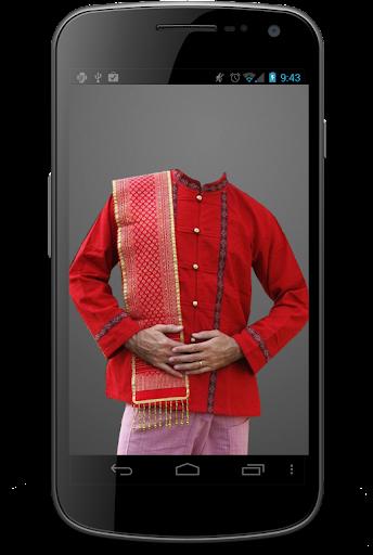 Thai Man Wedding Photo Suits