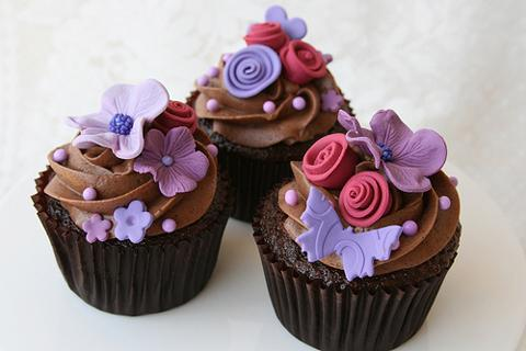 Cupcake Decorating Ideas Screenshot