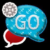 GO SMS THEME/SeaSailing