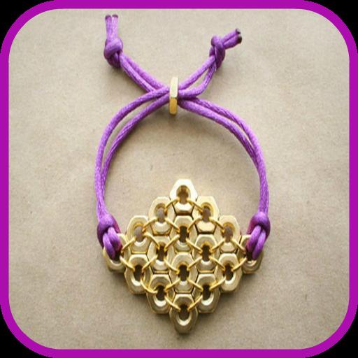 DIY Bracelets LOGO-APP點子
