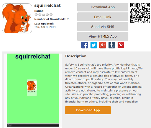 Squirrelchat
