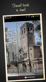 Barcelona, Then and Now Guide – Miniaturansicht des Screenshots