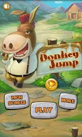 Screenshot of Donkey Jump