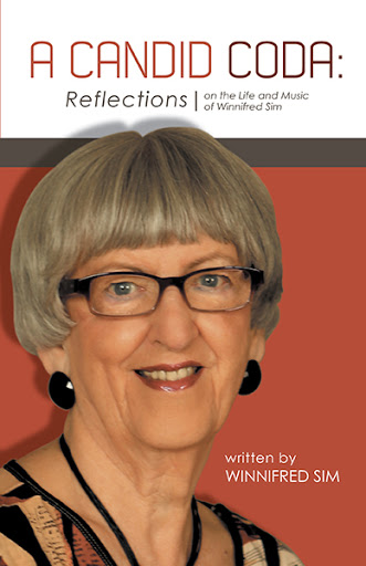 A Candid Coda: Reflections on the Life and Music of Winnifred Sim. cover