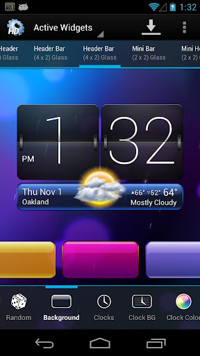 HD Widgets 3.8 APK