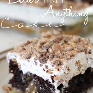 Better Than Anything Cake.