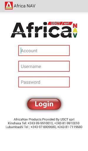 Africanav Tracking App