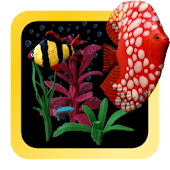 Plasticine Aquarium FREE Live Wallpaper