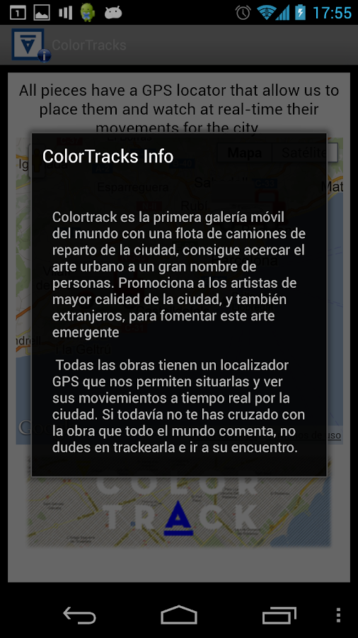 ColorTracks- screenshot